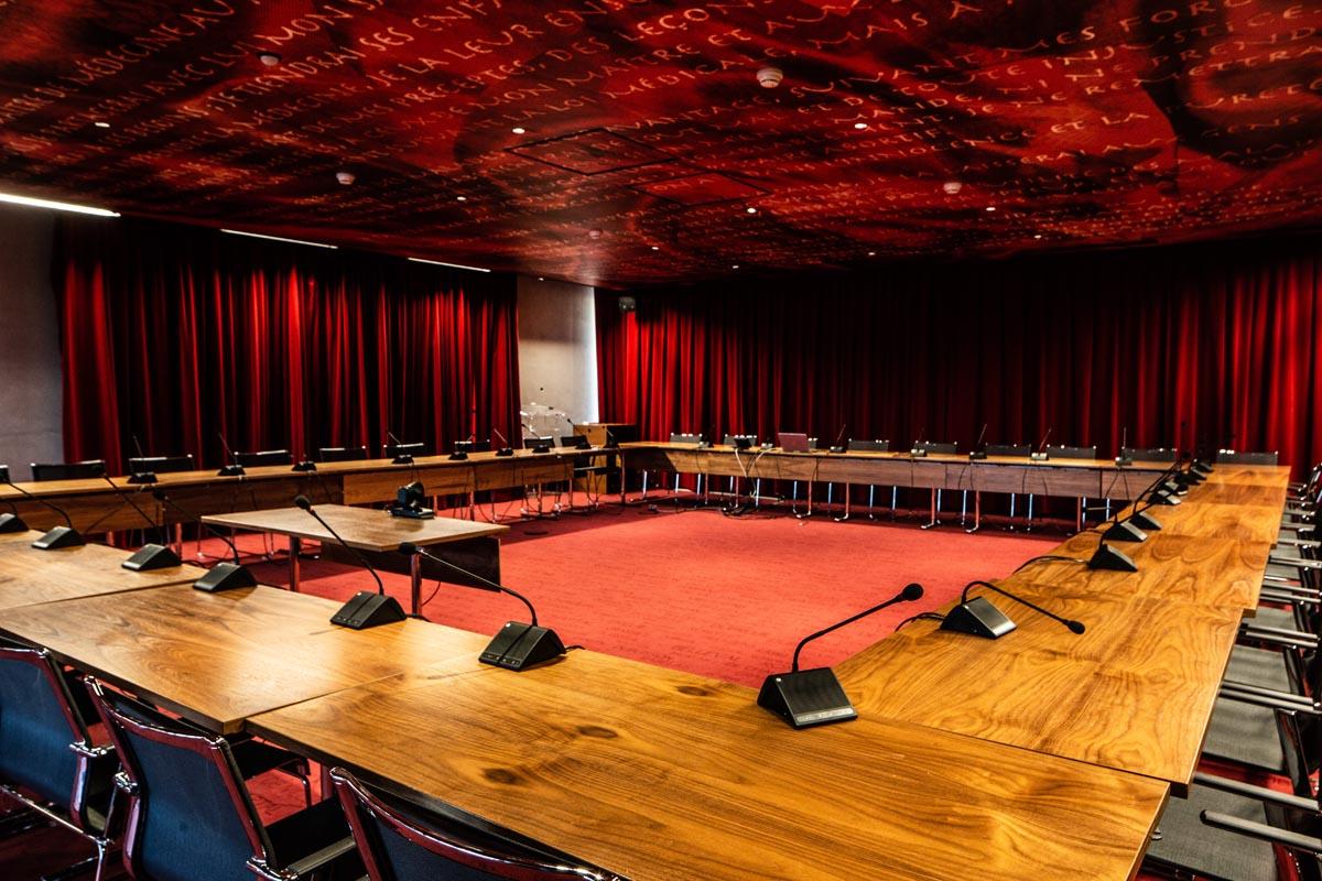 Salle Excellence des Pratiques