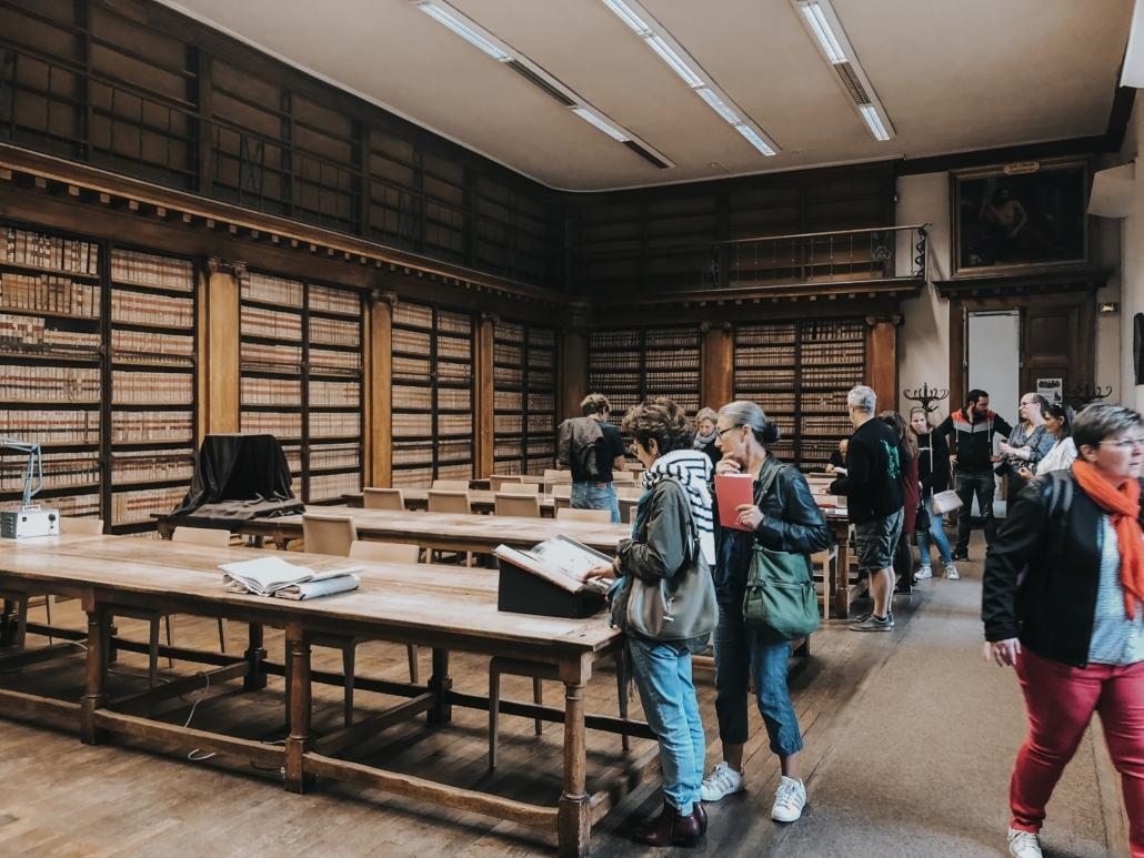JEP 2019 - Bibliothèque